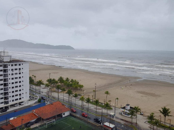 Ótimo Apartamento De 2 Dormitórios. Vista Mar - Praia Grande - Ap1234