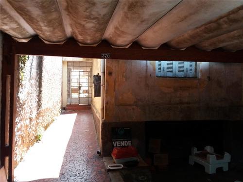 Imagem 1 de 2 de Terreno À Venda, Casa Branca - Santo André/sp - 48562
