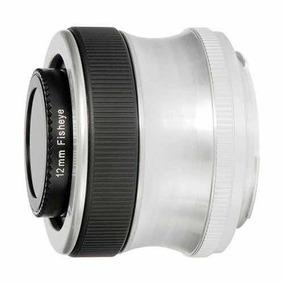 Lente Olho De Peixe Para Câmera Canon Semi Nova