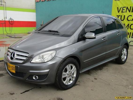 Mercedes Benz Clase B 180 Mt 1700