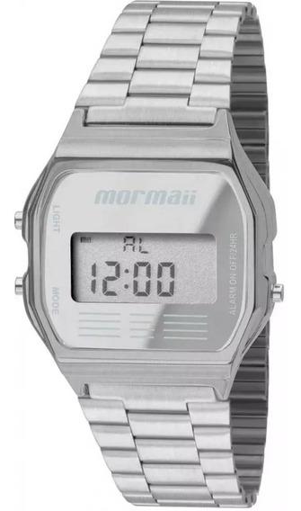 Relógio Mormaii Feminino Maui Vintage Digital Mojh02aa/3c