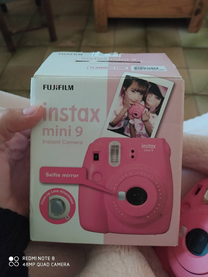 Camera Instantânea Instax Mini 9 Fujifilm