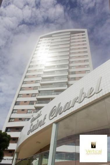 Apartamento Para Venda Em Natal, Capim Macio, 4 Dormitórios, 2 Suítes, 4 Banheiros, 2 Vagas - Vn 7319 S_1-1164056