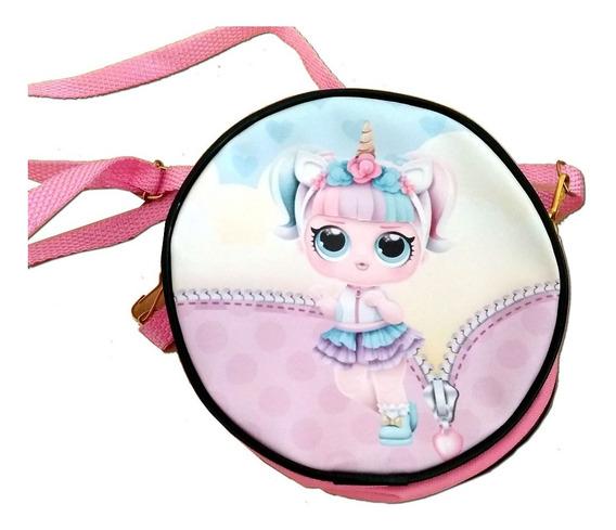 Bolsa Infantil Unicornio Lol