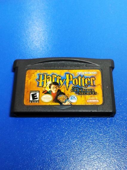 Harry Potter Chamber Of Secrets Nintendo Ds Game Boy Advance