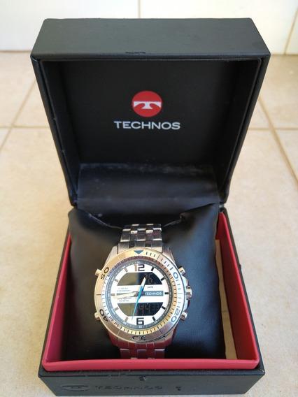 Relógio Technos Anadigi Ca814a