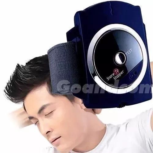 Ronco Pulseira Eletrônica Anti Ronco Snore Stopper Anti Ronc