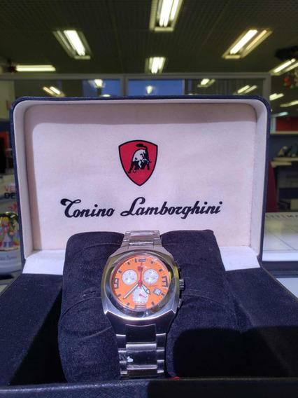 Torino Lamborghini Chronograph Ul108c.114 Movt Swiss Quartz
