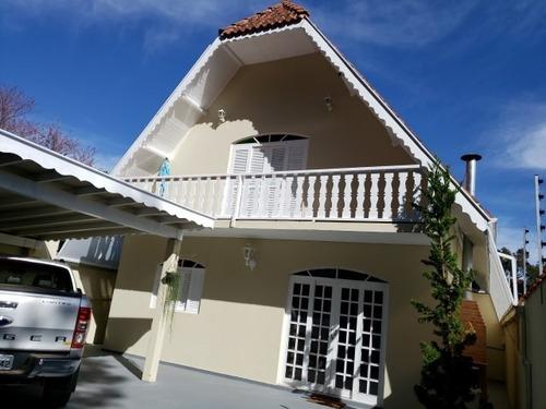 Casa A Venda Em Santo Antonio Do Pinhal Aceita Permuta - Cs-201