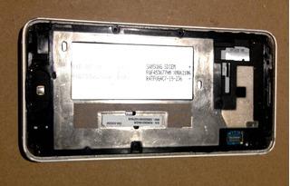 Galaxy Samsung A3 A300m Repuestos Placa Bateria