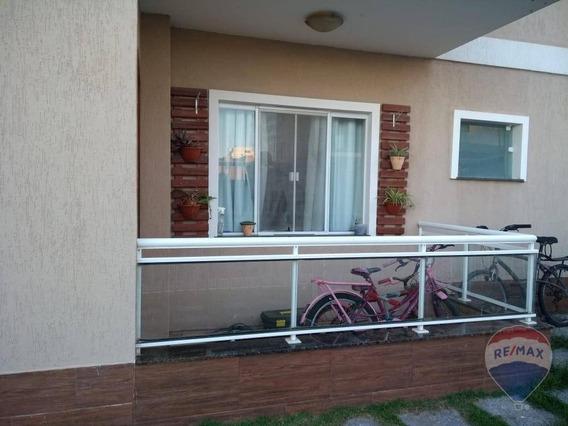 Apartamento De 2 Quartos Na Nova São Pedro- São Pedro Da Aldeia/rj - Ap0391