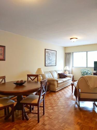 Apartamento - 3 Dormitorios-2 Baños Y Cochera. Parque Batlle