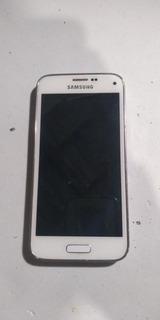 Samsung S5 Mini G800h/ds, Frontal Quebrada Placa Intacta