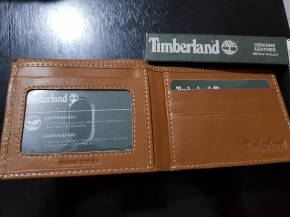 Oferta Billetera Cartera Timberland Cafe ,envio Gratis