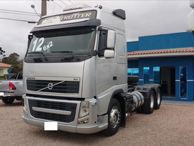 Volvo Fh 460 6x2 2012 Globetrotter