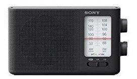 Imagen 1 de 1 de Sony Dual Band Fmam Analogica Bateria Portatil Radio Home Au