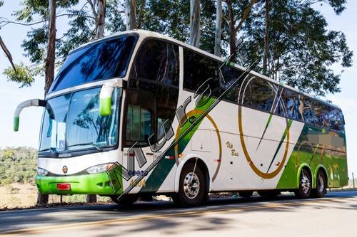 Imagem 1 de 11 de Onibus Paradiso Ld 1550 Mercedes O400 Trucado 44 Lug Ref 757