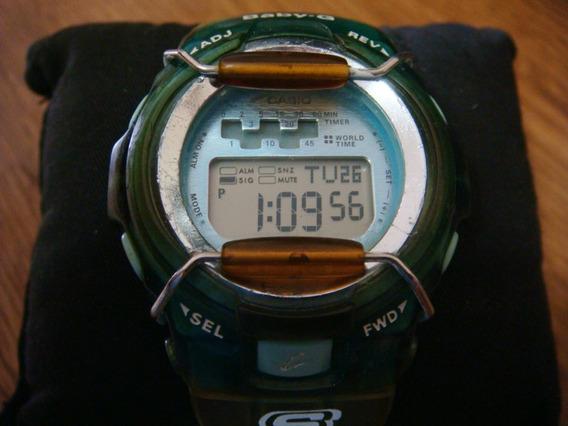 Reloj Casio Baby-g Shock Resistant 20 Bar.