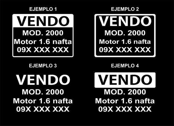 Vinilo De Corte, Calcosc Para Vehiculos/vidrios/pared