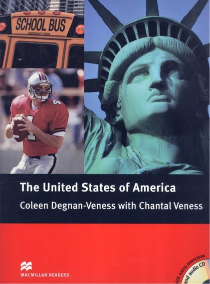 The United States Of America With Audio Cd