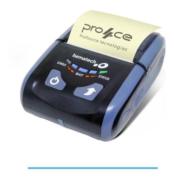 Impressora De Cupom Portátil Bematech Pp 10 - Bluetooth