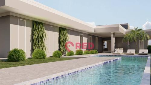 Imagem 1 de 21 de Casa Com 3 Dormitórios À Venda, 323 M² Por R$ 2.200.000,00 - Condomínio Village Castelo Itu - Itu/sp - Ca0644