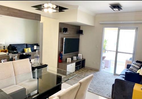 Apartamento 3 Dorms Para Venda - Vila Das Mercês, São Paulo - 74m², 2 Vagas - 2257-jb