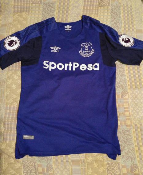Camiseta Rooney Everton Original