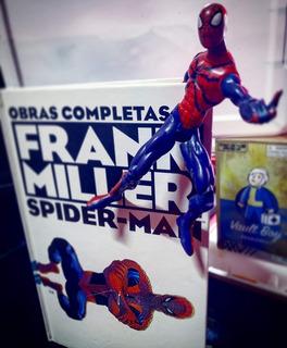 Spiderman Frank Miller Cómic Pasta Dura Coleccionista