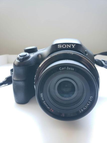 Câmera Fotográfica Sony Cyber-shot Dsc-hx300