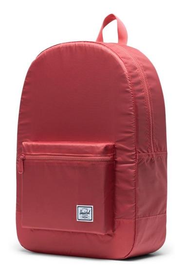 Mochila Plegable Herschel Packable Daypack Terracota