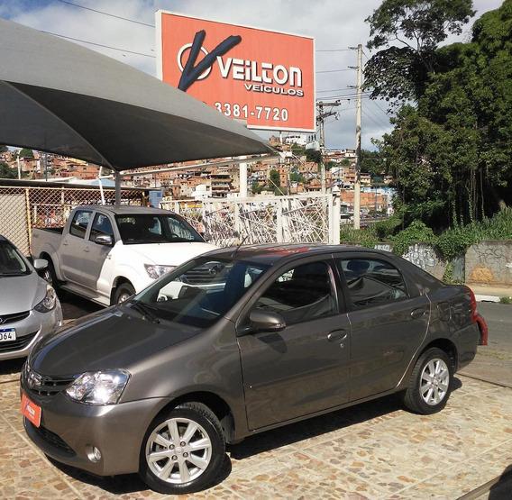 Toyota Etios 1.5 Xls Sedan 16v Flex 4p Automático
