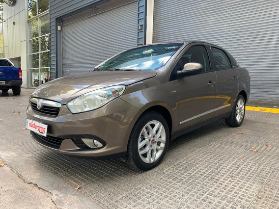 Fiat Grand Siena 1.6 16v Essence Dualogic Full Modelo 2013!!
