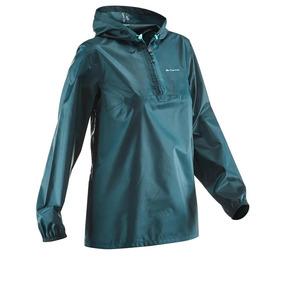 Jaqueta Feminina Impermeável Proteção Eficaz Contra A Chuva