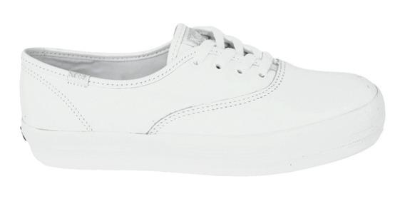 Tênis Keds Triple Leather Branco