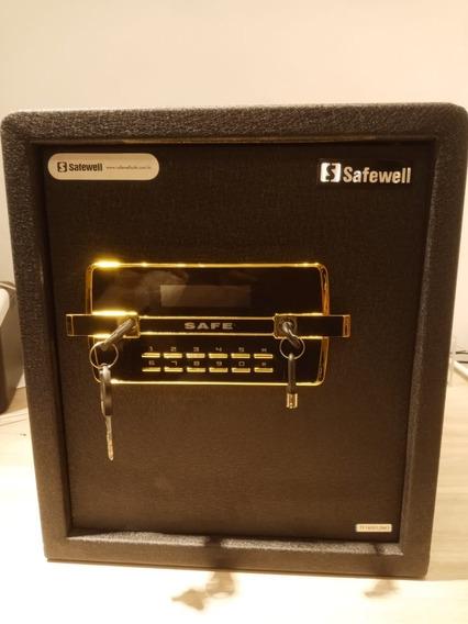 Cofre Eletrônico Safewell Adb-n42 36 Litros 20,5 Kg