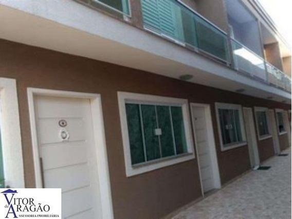 03376 - Casa De Condominio 2 Dorms, Vila Nivi - S/sp - 3376