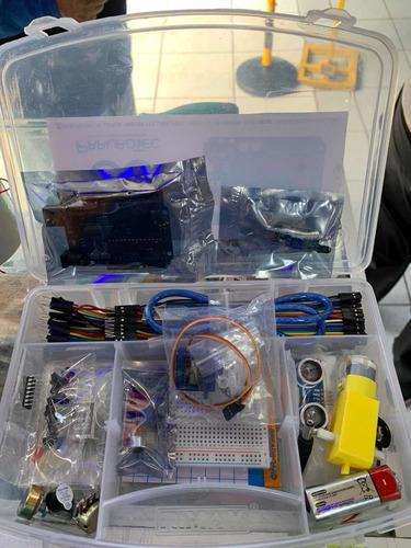 Imagen 1 de 1 de Kit De Arduino Uno Básico