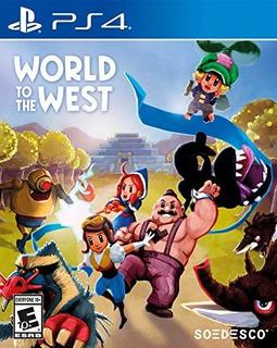 Mundo Al Oeste Playstation 4