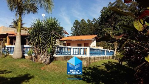 Imagem 1 de 15 de Chácara À Venda Com 5.000 M² No Bairro Dos Frades - Ch-120-1