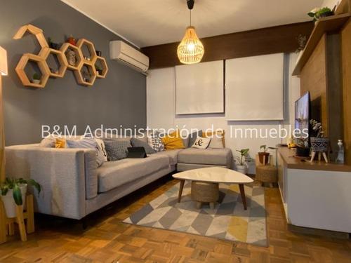 Alquiler Apartamento 3 Dormitorios Buceo - Garage.-