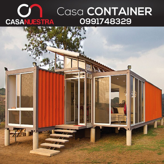 Casa Container Prefabricada Para Todos