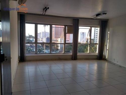 Sala, 152 M² - Venda Por R$ 475.000,00 Ou Aluguel Por R$ 2.500,00/mês - Centro - São José Dos Campos/sp - Sa0686