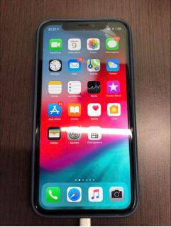 iPhone Xr Preto 128gb Garantia Até 27 De Março De 2020