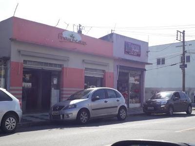 Saloes Comerciais Em Braz Cubas - Ven107