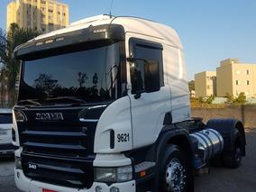 Scania P340 2010 Cegonha 4x2 N 19320 2040 2035 Fh 440 P360