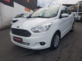 Ford Ka + Sedan 2017 Completo 1.0 Flex Impecavel