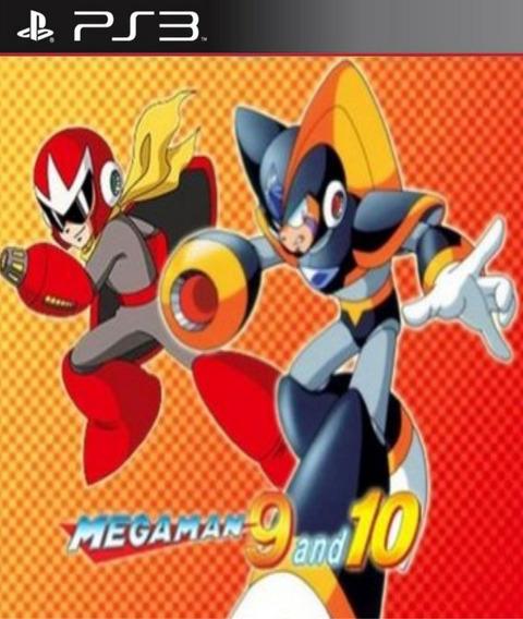 Mega Man 9 & 10 Combo Pack - Psn Ps3