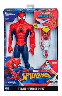 Spiderman Titan Hero Power Fx Original Hasbro