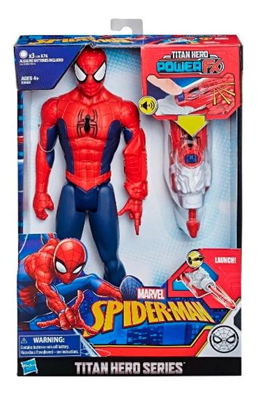 Spiderman Titan Hero Power Fx Original Hasbro